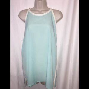 Other - 🥰NWT Mint green tunic/ tank swim cover up